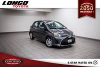 Certified Used 2015 Toyota Yaris Liftback Automatic LE in El Monte
