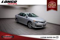 Certified Used 2014 Toyota Camry 2014.5 V6 Automatic SE in El Monte