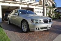 2006 BMW 7 Series 750Li 4dr Sedan