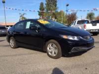 2015 Honda Civic LX 4dr Sedan 5M