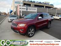 Certified Used 2015 Jeep Grand Cherokee Limited 4WD Limited For Sale | Hempstead, Long Island, NY