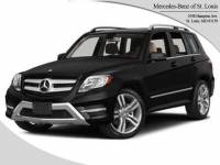 Pre-Owned 2014 Mercedes-Benz GLK 350 4MATIC SUV For Sale St. Louis, MO