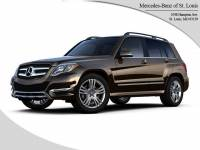 Pre-Owned 2015 Mercedes-Benz GLK-Class GLK 350 4MATIC SUV For Sale St. Louis, MO