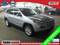 Certified Used 2014 Jeep Cherokee Latitude 4x4 SUV in Toledo
