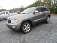 Used 2012 Jeep Grand Cherokee Limited 4x4 SUV for sale in Riverhead NY