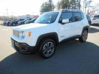 Used 2016 Jeep Renegade Limited 4x4 SUV for sale in Riverhead NY