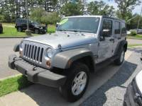 Used 2013 Jeep Wrangler Unlimited Sport SUV for sale in Riverhead NY