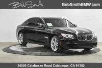 Certified Used 2014 BMW 7 Series 4dr Sdn 750Li RWD