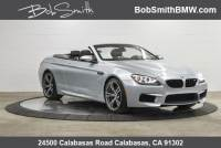 Certified Used 2014 BMW M6 2dr Conv