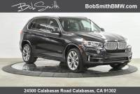 Certified Used 2015 BMW X5 AWD 4dr xDrive50i AWD