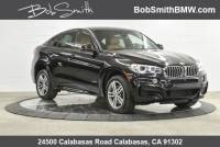 Executive Demo 2017 BMW X6 xDrive50i Sports Activity Coupe AWD