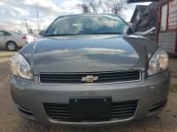 2008 Chevrolet Impala LS 4dr Sedan w/ roof rail curtain delete