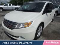 2012 Honda Odyssey Touring Mini-van Passenger