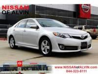 2014 Toyota Camry 4dr Sdn I4 Auto SE (Natl) *Ltd Avail*