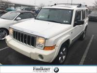 Used 2006 Jeep Commander Limited Limited 4WD in Lancaster PA