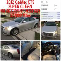2010 Cadillac CTS 3.0L V6 Luxury 4dr Sedan