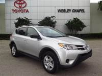 Pre-Owned 2014 Toyota RAV4 LE FWD 4D Sport Utility