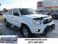 2014 Toyota Tacoma 4x4 Truck Double Cab 4x4