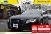 2009 Audi A5 AWD quattro 2dr Coupe 6A