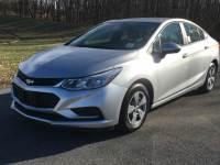 Pre-Owned 2017 Chevrolet Cruze 4dr Sdn 1.4L LS w/1SB FWD 4dr Car