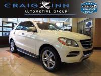 Pre Owned 2013 Mercedes-Benz M-Class ML 350 SUV