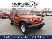 2011 Jeep Wrangler Unlimited Sport RHD SUV Near Louisville, KY