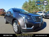 Certified Pre-Owned 2017 Cadillac XT5 Luxury in Bristol, CT