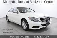 Certified Pre-Owned - 2015 Mercedes-Benz S-Class S 550 4MATIC® Sedan