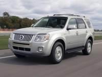 2009 Mercury Mariner V6 4dr SUV