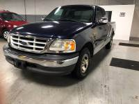 2002 Ford F-150 4dr SuperCab XL 2WD Styleside SB