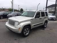 2008 Jeep Liberty 4x4 Sport 4dr SUV