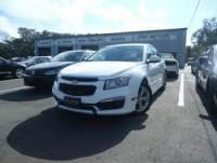 2015 Chevrolet Cruze LT NAVIGATION. LTHR. SUNRF. CAMERA