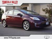 2013 Toyota Prius Persona Hatchback Front-wheel Drive in Temecula