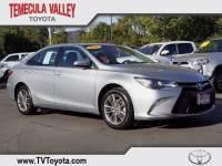2016 Toyota Camry SE Sedan Front-wheel Drive