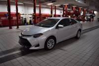 Certified Pre-Owned 2017 Toyota Corolla LE FWD 4D Sedan