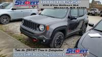 2017 Jeep Renegade 4x4 Trailhawk 4dr SUV
