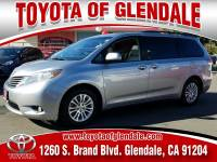 Used 2014 Toyota Sienna 5DR 8-Pass VAN V6 XLE FWD For Sale | Glendale CA | Serving Los Angeles | 5TDYK3DC3ES442035