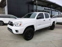 Pre-Owned 2013 Toyota Tacoma 4x2 PreRunner V6 4dr Double Cab 5.0 ft SB 5A 2WD