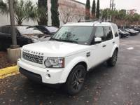 Pre-Owned 2013 Land Rover LR4 LUX All Wheel Drive SUV