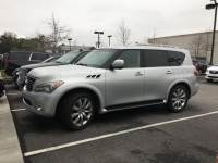 Pre-Owned 2012 INFINITI QX56 7-passenger Rear Wheel Drive SUV