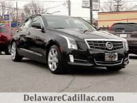 Certified Pre-Owned 2014 CADILLAC ATS 3.6L Performance for Sale in Wilmington, DE
