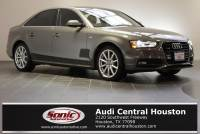 Used 2015 Audi A4 2.0T Sedan in Houston, TX
