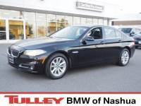 2015 Used BMW 5 Series For Sale Manchester NH   VIN:WBA5A7C55FD626385