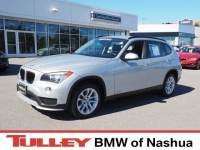 2015 Used BMW X1 For Sale Manchester NH | VIN:WBAVL1C56FVY35331