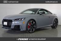 Used 2018 Audi TT RS 2.5T Coupe in Santa Ana, CA