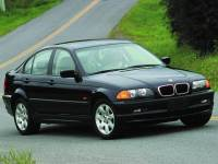 Used 2001 BMW 3 Series 325i 4dr Sdn in Houston
