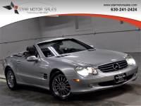 2003 Mercedes-Benz SL-Class SL 500 2dr Convertible