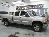 2003 GMC Sierra 2500HD 4dr Extended Cab SLE 4WD LB