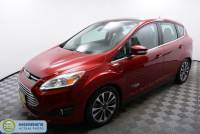 Certified Pre-Owned 2017 Ford C-Max Energi Titanium FWD Front Wheel Drive Sedan