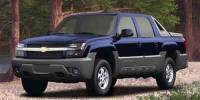 PRE-OWNED 2003 CHEVROLET AVALANCHE 1500 5DR CREW CAB 130 WB RWD CREW CAB PICKUP